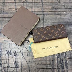 Louis Vuitton Clemence